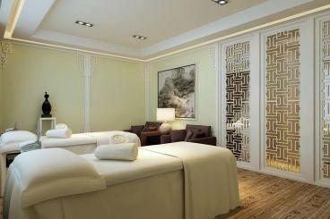 别墅私人按摩院现代简约风格装修