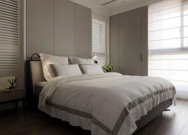 盛美居日式卧室效果图