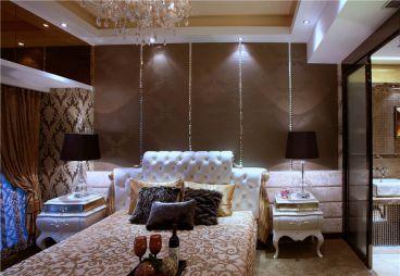 天房天拖欧式古典卧室效果图