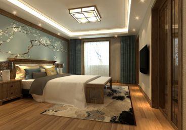 华元欢乐城欧式古典卧室效果图