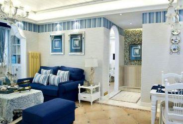 雅戈尔未来城二期全包二室一厅装修效果图