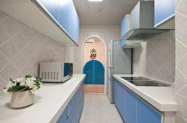 綠地世紀城地中海廚房效果圖