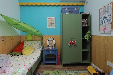新城乐居地中海儿童房效果图