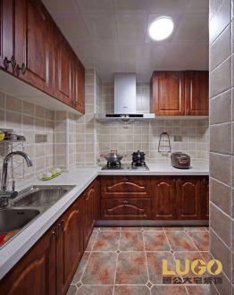 尚東1956現代簡約廚房效果圖