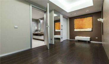 胜利小区现代简约三室二厅装修效果图