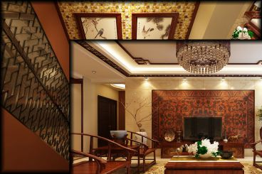 远见小区现代简约四室二厅装修效果图