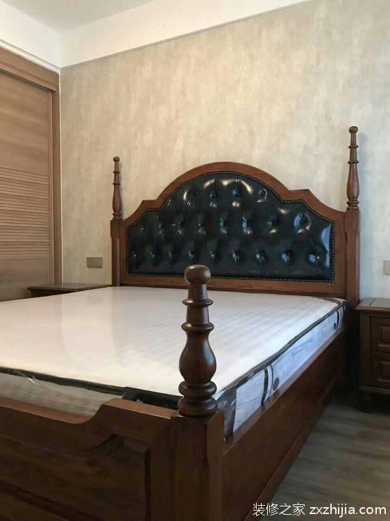 棕榈北环三室一厅全包装修效果图