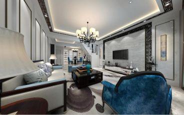 海逸长洲三室二厅半包装修效果图
