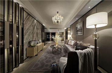 中锐姑苏尚城三室二厅157平装修效果图