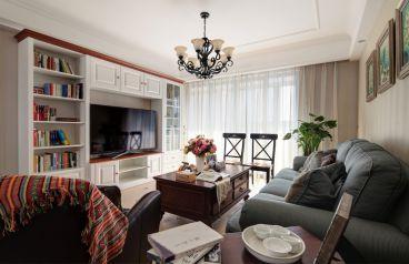 第六大道第博雅园三室二厅139平装修效果