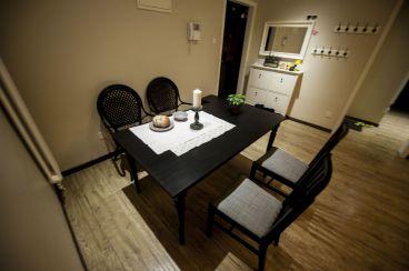 新梅江雅境新枫尚90平二室一厅装修效果图