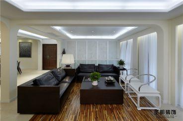 戈雅公寓中式250平装修效果图