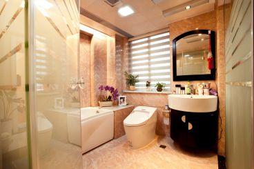 设计佳苑欧式古典卫生间效果图