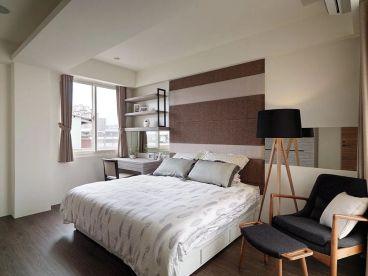龙湖江与城薇澜岸114平三室二厅装修效果