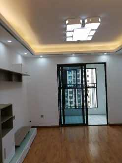 光明上海公馆二室二厅全包装修效果图