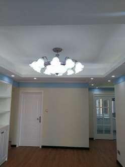 百隆东方城全包三室二厅装修效果图