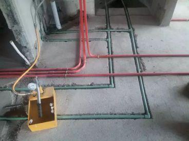 水电木工施工图100平现代简约装修效果图