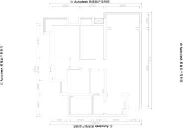 未来方舟E1组团10栋全包三室二厅装修效