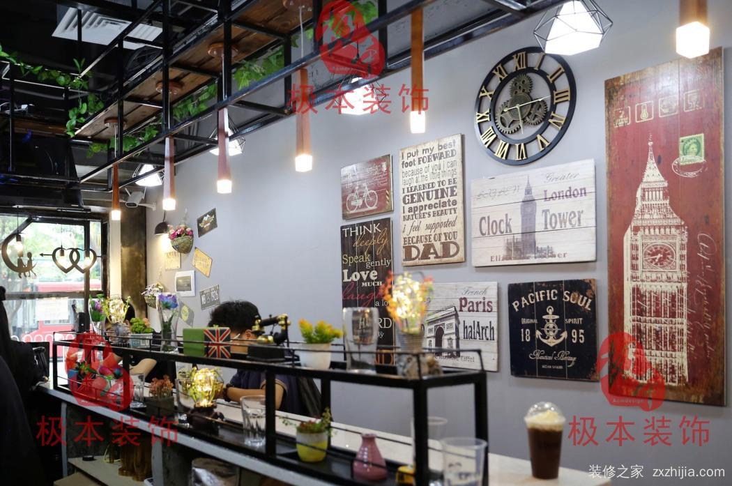 广州大同商业广场零室零厅全包装修效果图