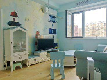苹果园一区66平二室一厅装修效果图