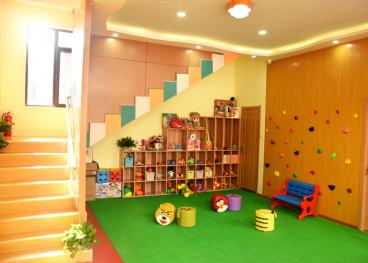 幼儿园装修全包400平装修效果图