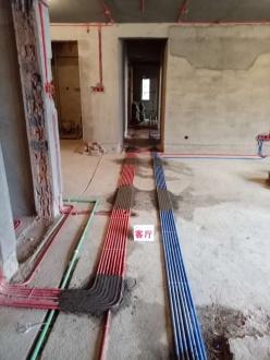 大江观邸五室二厅中式装修效果图
