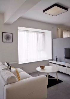 马赛城全包一室装修效果图