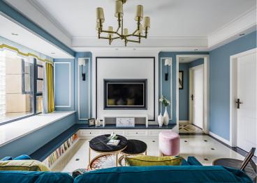 天河北远洋小区三室二厅现代简约全包装修效