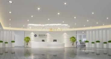 南屏蕾特恩总部办公楼5000平现代简约装