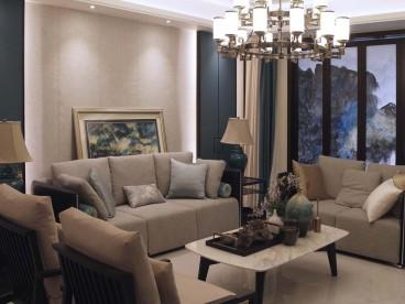 高科荣境现代简约二室二厅装修效果图