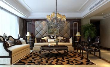 梦世界润园全包二室一厅装修效果图