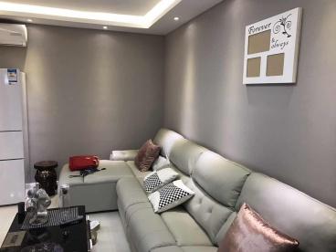 国樾龙城70平二室一厅装修效果图