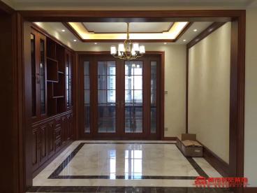 白银云锦苑全包四室二厅装修效果图