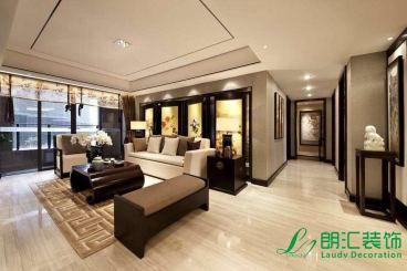 锦绣半岛二室一厅120平装修效果图