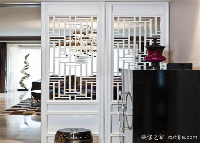黄海明珠二室二厅全包装修效果图