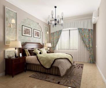 合肥锦绣园91平全包二室一厅装修效果图