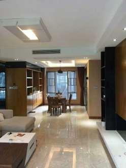 丽景湾三室二厅现代简约装修效果图