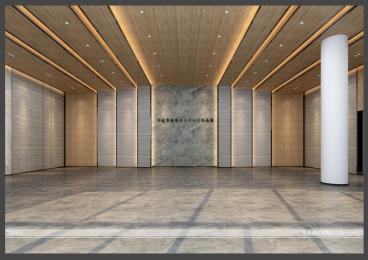 鄞州区新厂房全包装修效果图