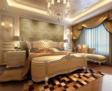 光明观澜印象全包三室一厅装修效果图