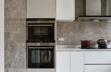 九潤公寓 現代簡約廚房效果圖