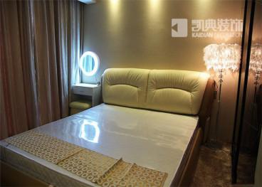 汇景家园后现代卧室效果图