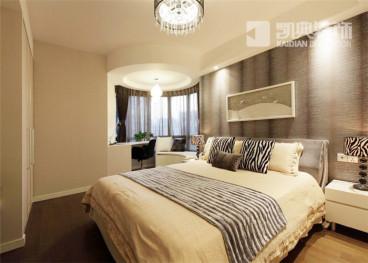 天地新城天柱座 后现代卧室效果图