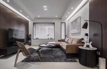 雍城世家小区三室二厅115平装修效果图