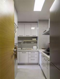 融景城现代简约厨房效果图