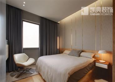 紫庐花园后现代卧室效果图