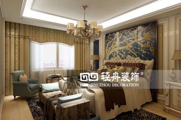 龙跃苑一区三室二厅150平装修效果图