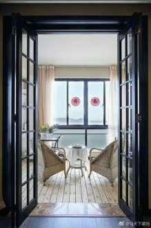 九洲城四室二厅152平装修效果图