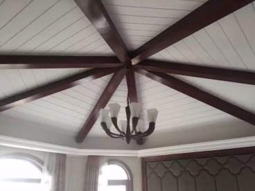 檀香山别墅全包室三厅装修效果图