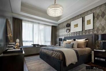 中海锦苑150平三室二厅装修效果图