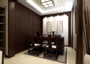 盛唐至尊全包三室二厅装修效果图